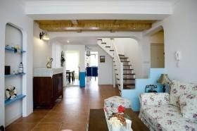 160平小复式家居装修效果图