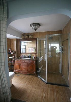 浴室柜装修效果图5