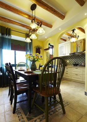 一居室餐桌装修效果图672