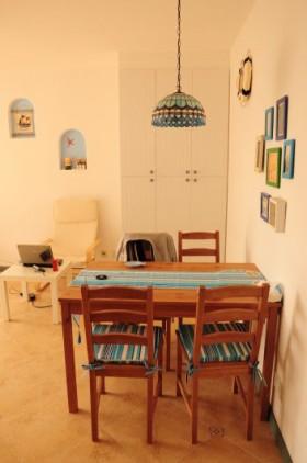 一居室原木色装修效果图61