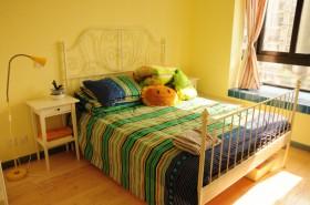 一居室窗帘装修效果图456