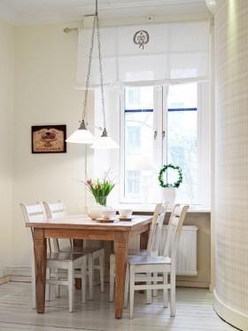 50平欧式一居餐桌装修效果图550