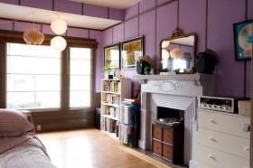 卧室背景墙装修效果图78