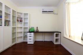 一居室书房装修效果图76