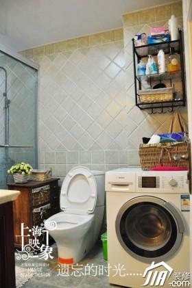 浴室柜装修效果图20