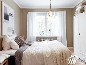卧室装修效果图217