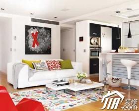 客厅装修效果图152