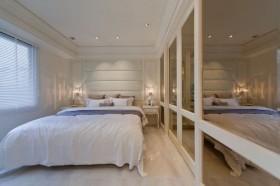 40平新古典卧室装修效果图2