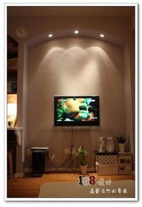 客厅装修效果图137