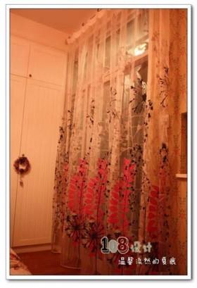 窗帘装修效果图41