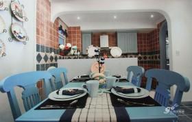 餐厅背景墙装修效果图6