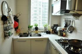 60平厨房装修效果图39