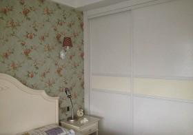 卧室背景墙装修效果图191