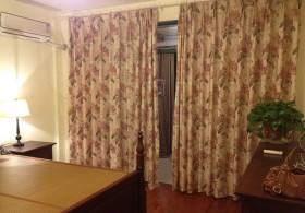 乡村风格窗帘装修效果图461