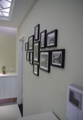 照片墙装修效果图48
