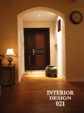 门厅装修效果图40