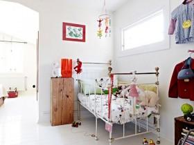 60平北欧儿童房装修效果图96