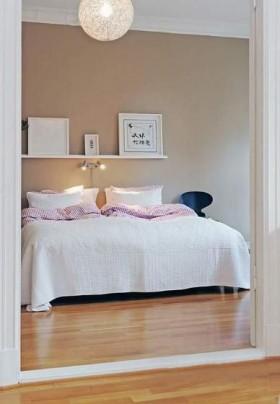 60平家居舒适卧室装修效果图133