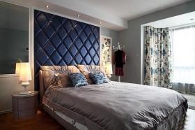 二居室床装修效果图745