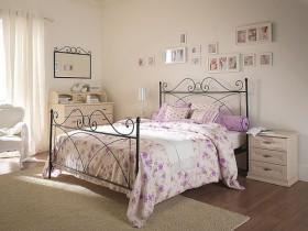 梦幻公主房床装修效果图736