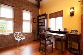 140平二居书房装修效果图195