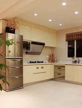 混搭风格二居室装修效果图大全2015图片