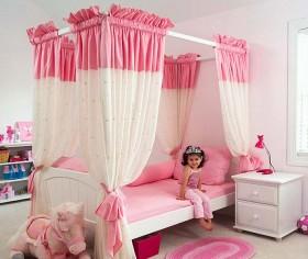 120平二居儿童房装修效果图88