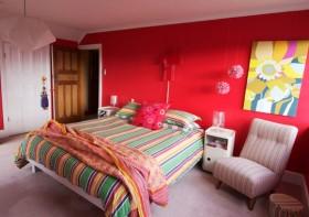 卧室背景墙装修效果图154