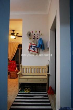 门厅装修效果图35