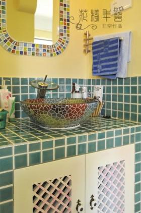 洗手台装修效果图217