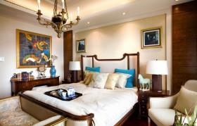 二居室卧室装修效果图835