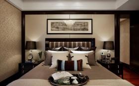 二居室床装修效果图669