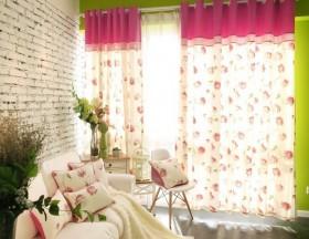 窗帘装修效果图420