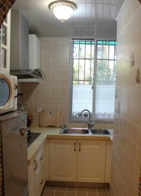 60平二居厨房装修效果图419