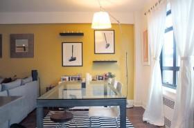 110平二居室宜家餐厅装修效果图