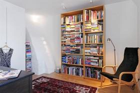 二居室书架装修效果图190