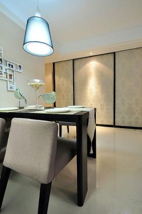 二居室餐桌装修效果图438