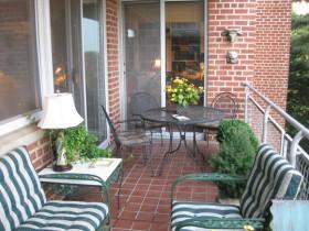 阳台沙发装修效果图743