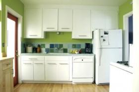 60平厨房装修效果图294