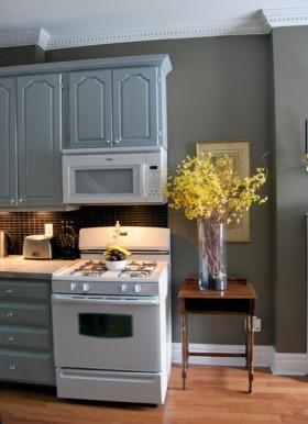 奢华厨房装修效果图294