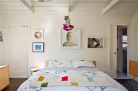 110平家居混搭卧室装修效果图