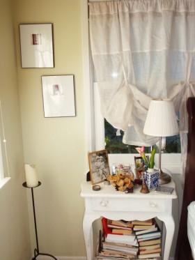 舒适卧室床头柜装修效果图570