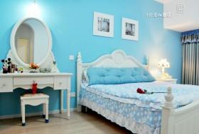 卧室背景墙装修效果图22