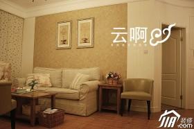 客厅装修效果图445