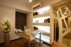 110平米书房装修效果图