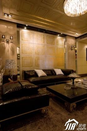 客厅装修效果图394