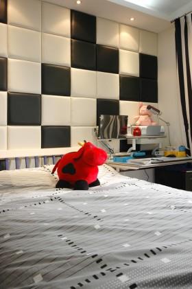 床头软包装修效果图9