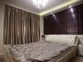 床头软包装修效果图2