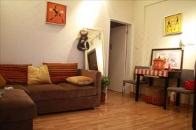30平小户型客厅装修效果图138