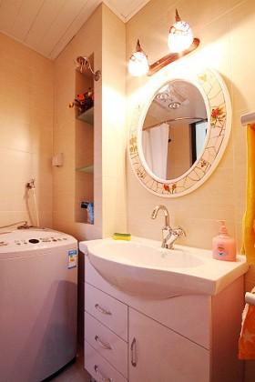 浴室柜装修效果图4